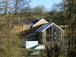 The Barn at Glanoer